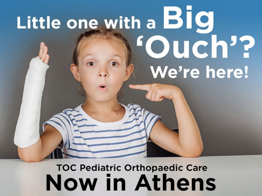 Pediatric Orthopaedics | TOC | Athens, AL
